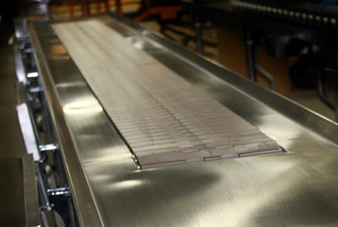 Butted Slats with Stainless Steel Pin Systems
